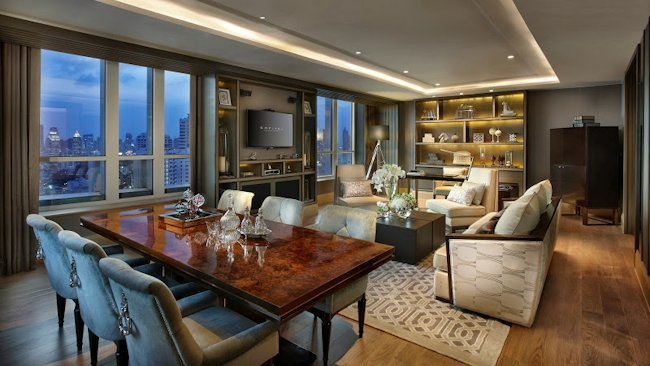 Suite Dreams: The Imperial Suites at Sofitel Bangkok Sukhumvit