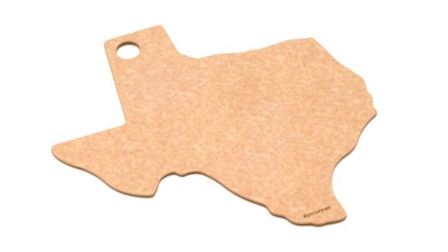Kitchenware Company, Epicurean, Offers Unique State-shaped Cutting Boards