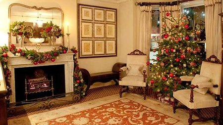 Celebrate the Magical Holiday Season in London with Red Carnation Hotels