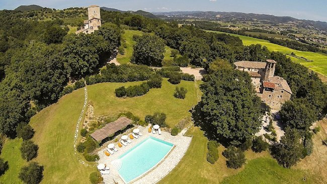 The Virtues of a Villa Vacation in Umbria for a Multi-Generational Family