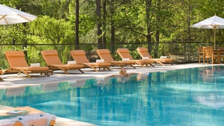 Wellness in the Woods Retreat at The Umstead Hotel and Spa