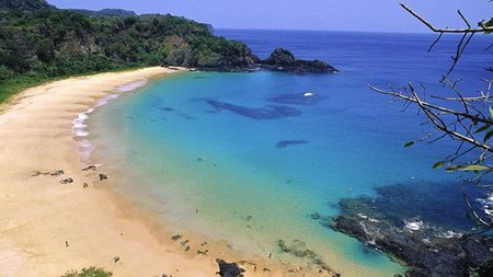 Brazil's Baia do Sancho Named Best Beach in the World