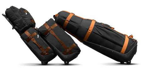 Club Glove USA Awarded Patent for Train Reaction Luggage System