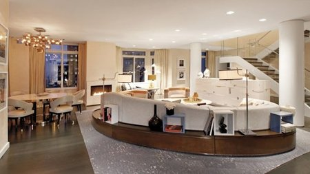 Top Suite in NYC: The London Penthouse at The London NYC