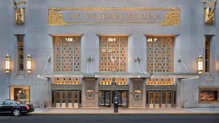 Spring Into Luxury: $259 Rates at Waldorf Astoria New York