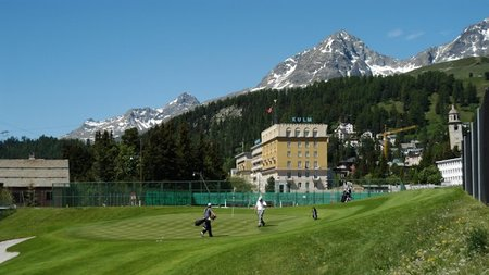 Kulm Hotel St Moritz: Nurturing the Next Generation of Golfers