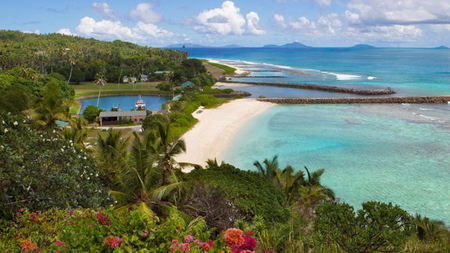 Fregate Island Private Completes Total Restoration Project