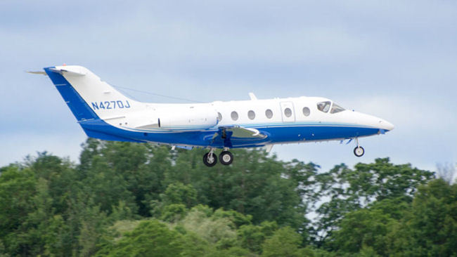 PlaneSense, Inc. Adds 400XTi Jet to Fleet