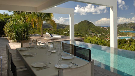 Rent a Villa in St. Barth this Holiday Season