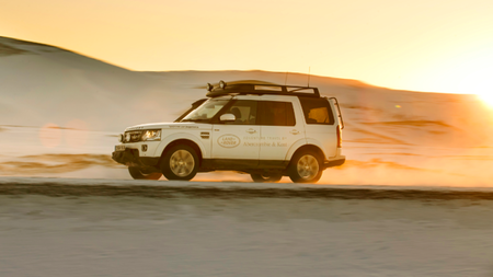 Abercrombie & Kent Offers Land Rover Journeys in 2016