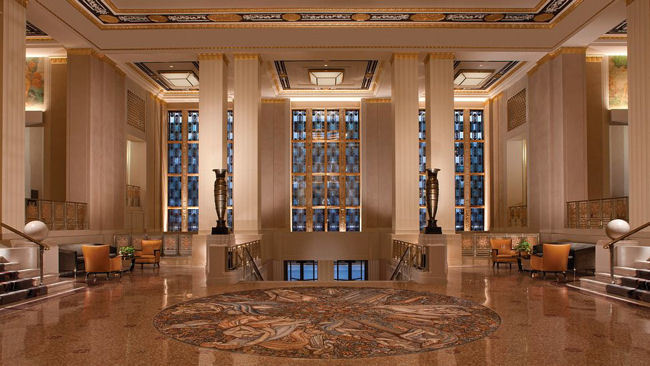 La Chine to Open at Waldorf Astoria New York