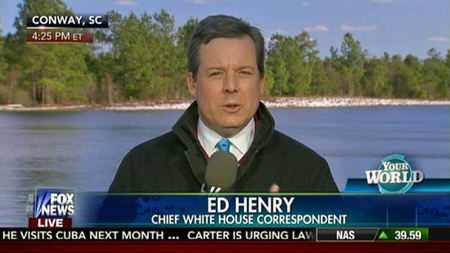 Interview with Chief White House Correspondent Ed Henry