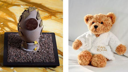 Cafe Royal Offers Easter Package in Collaboration with the Renowned Hamleys Toy Store