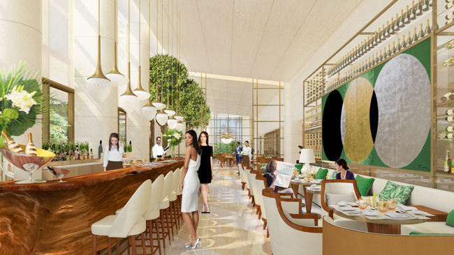 Waldorf Astoria Beverly Hills Announces Partnership with Jean-Georges
