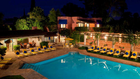 Tucson's Arizona Inn Unveils Poolside Renovations & Summer Experiences