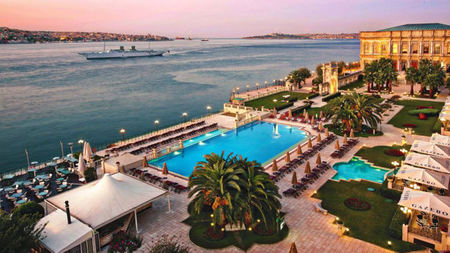 A Royal Proposal at Ciragan Palace Kempinski Istanbul