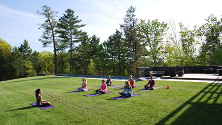 In Light Retreats in the Berkshires Focus on Wellness this Fall