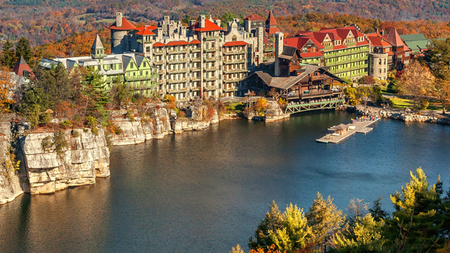 Mohonk Mountain House Unveils New Winter Mindfulness Programming