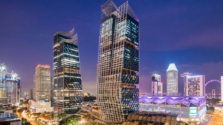 JW Marriott Debuts in Singapore