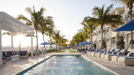 Oceans Edge Key West Hotel & Marina Officially Opens Its Doors