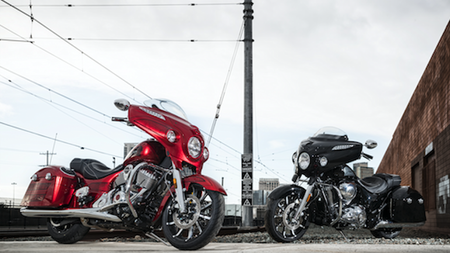 Indian Motorcycle Announces 2017 Chieftain Limited & Elite