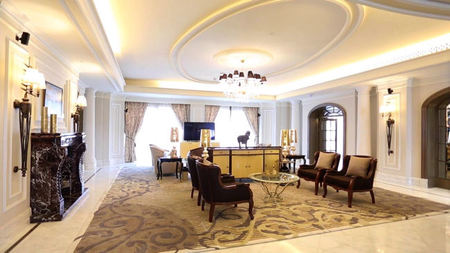 Top 5 Presidential Suites in Dubai