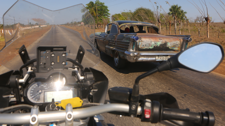 Celebrity Moto-Journalist to Lead Cuba Motorcycle Tours