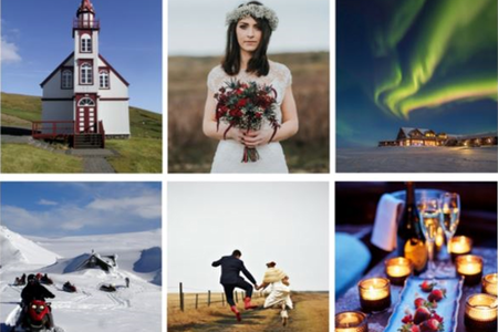 In Love with Iceland – The coolest wedding destination