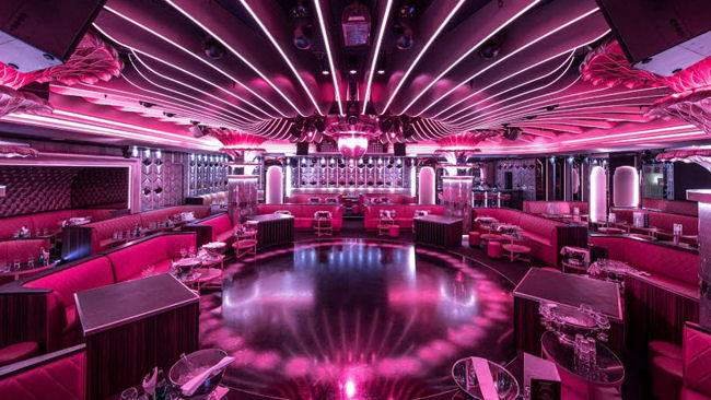 Legendary St. Tropez Nightclub Les Caves Du Roy Gets Redesign