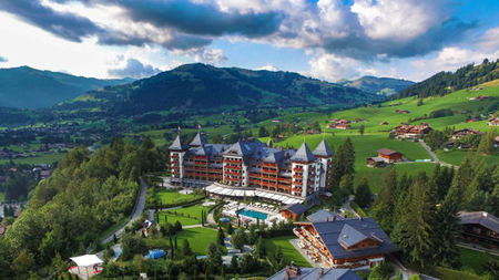 The Alpina Gstaad Offers Classical Music Festival Package in the Swiss Alps