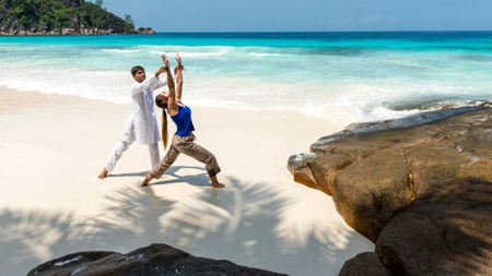 Bespoke Surf and Yoga Retreats at Four Seasons Resort Seychelles