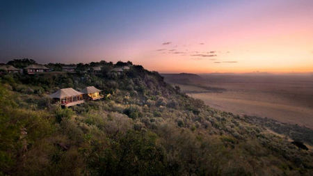 Angama Mara Named Top Outdoor Adventure Hotel in the World