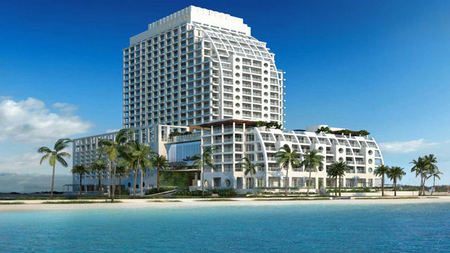Conrad Fort Lauderdale Opens October 10