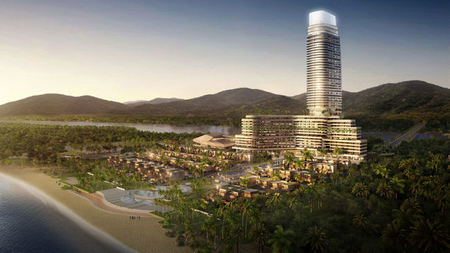 Rosewood Sanya, Ultra Luxury Resort, Opens in China