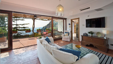 Amalfi Coast luxury villas uniquely suited to multigenerational travel trend
