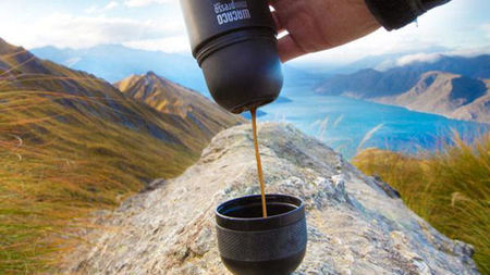Perfect Espresso On The Go!