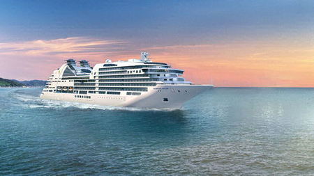 Introducing Seabourn Ovation, Extraordinary in Every Way