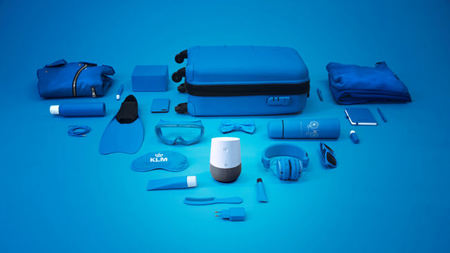 KLM Helps Travelers Pack Their Bags with Voice-Driven Packing Assistant