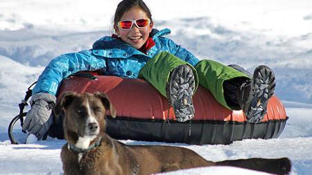 New Spring Break Vacations for Families at Colorado's Home Ranch
