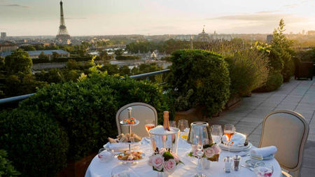 Dorchester Collection Presents Romantic Offerings for Valentine's Day