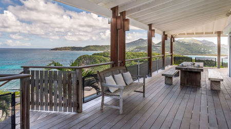 Escape to Villa Claridge in St. Barts