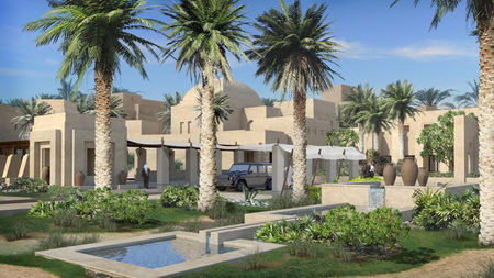 Jumeirah Al Wathba Desert Resort, A New Luxury Destination in Abu Dhabi