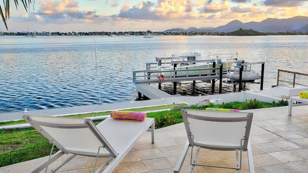 Escape to Villa Amaryllis in St. Martin