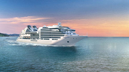 Seabourn Takes Delivery of New Ultra-Luxury Ship, Ovation