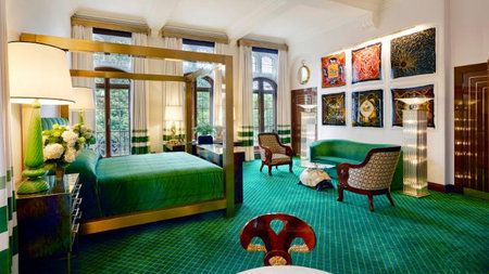 The Milestone Hotel Unveils Luxurious New Suites Overlooking Kensington Palace