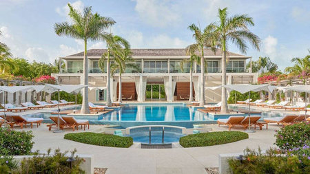 Wymara Resort And Villas Debuts In Turks And Caicos