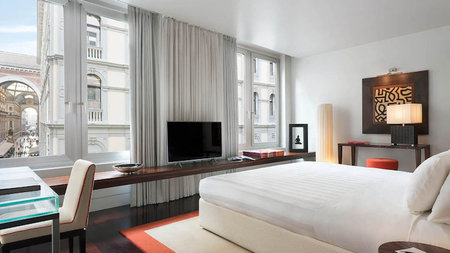 SINA The Gray: Five-star Boutique Hotel in the Heart of Milan