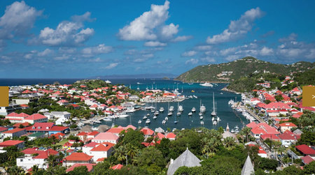 Hotel Barriere Le Carl Gustaf to Opens this December in St. Bart's