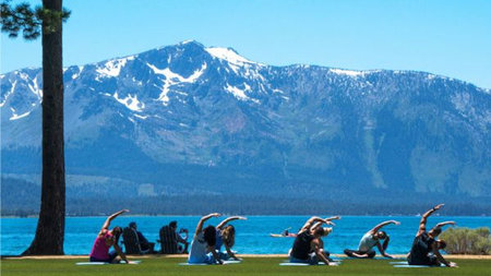Edgewood Tahoe Announces Taholistic Wellfest, Oct 17-20