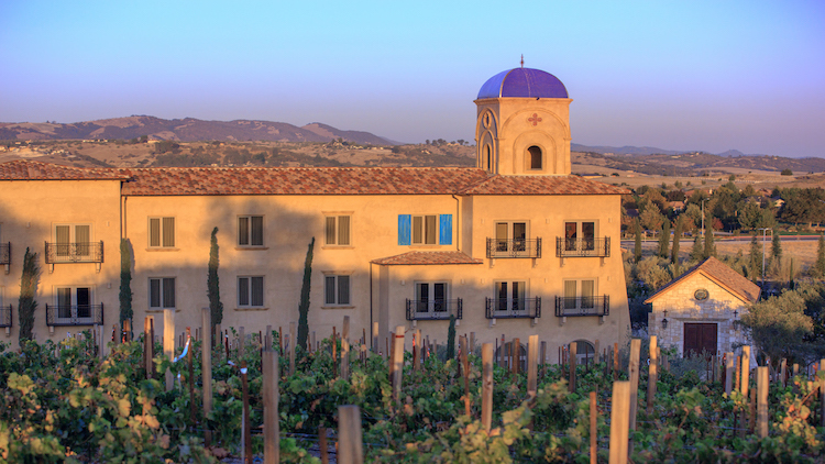 Passion and Serenity at Paso Robles' Allegretto Vineyard Resort and Spa